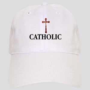 34be3bf03e5 Catholic Hats - CafePress